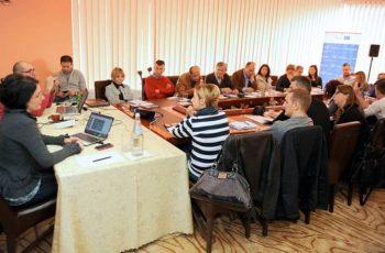 CSO-PR and Media Mentoring Programme Banja Luka